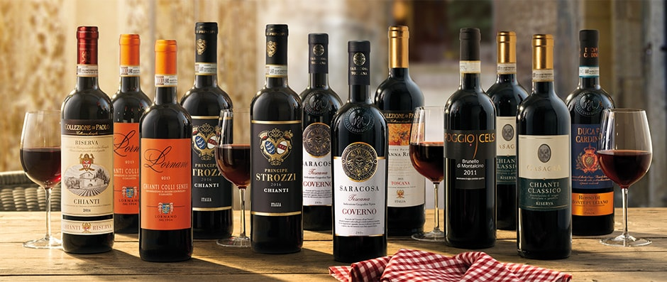 Discover the Glorious Reds of Tuscany