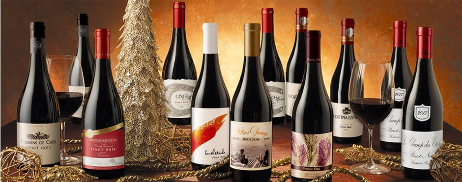 The Perfect Holiday Red: Velvety & Versatile PINOT NOIR