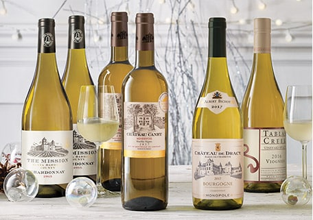 White Burgundy & Friends