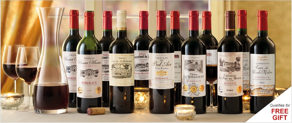 Glory-Vintage Bordeaux Showcase