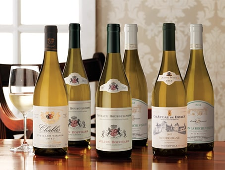 White Burgundy Six