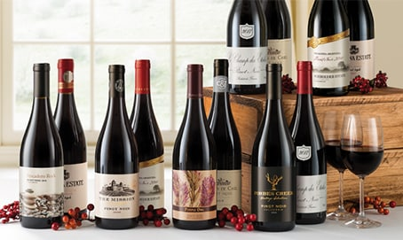 World-Class Pinot Noir Collection