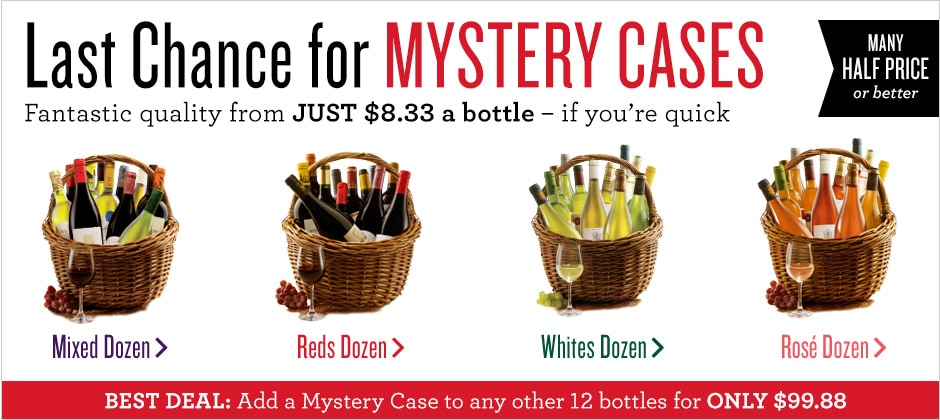 Last Chance Mystery Cases