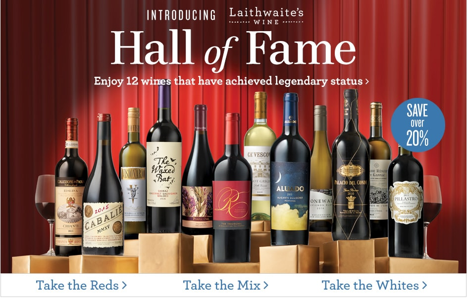Laithwaite's Hall of Fame