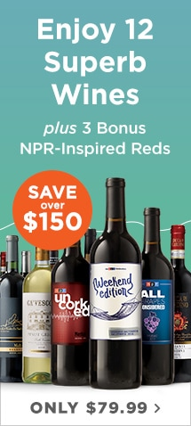 Save over $150 on 15 Great Wines